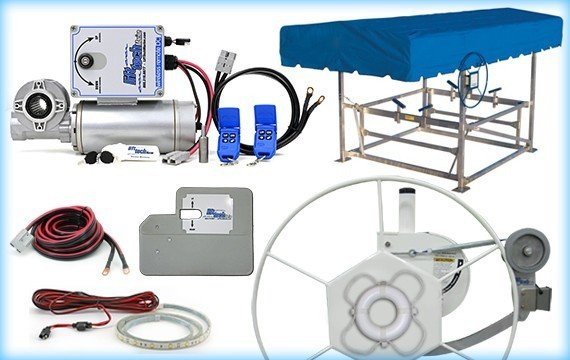 Boat Lift Motors & Accessories